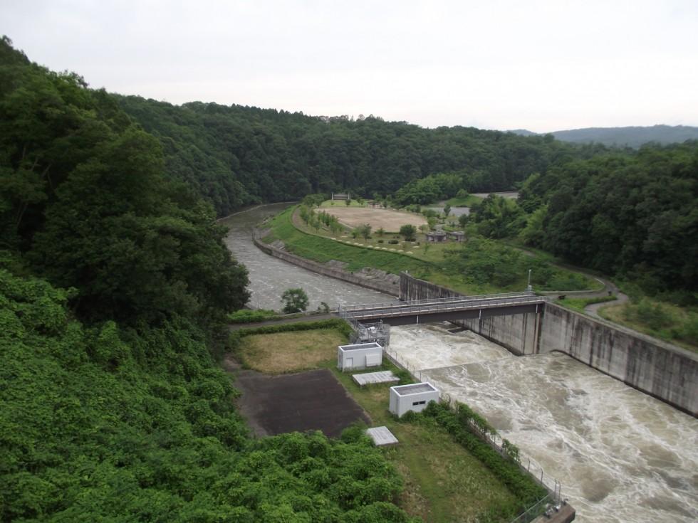 灰塚ダム 和知ウェットランド   ...