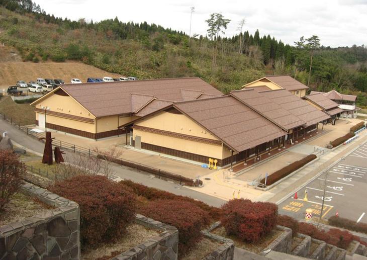 ソフィール導入事例:石見銀山世界遺産センター